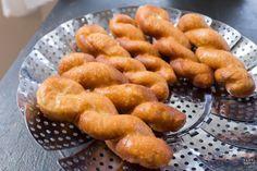 찹쌀 꽈배기 만들기 / 황금 레시피 : 네이버 블로그 Doughnuts, Shrimp, Sausage, Meat, Food, Food Food, Sausages, Essen, Meals