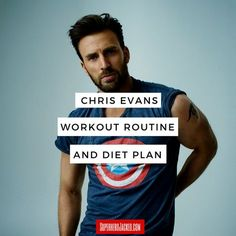BONUS: Download the FREE Chris Evans Captain America Workout PDF Aside from being chosen to take part in the experimental &qout;Operation&qout; that Captain America went through, there has to be another way to achieve his physique...Right? And no, I do not want to attempt being frozen for 70 years, as I do no…
