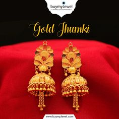 Gold Ring Designs, Gold Earrings Designs, Gold Jewellery Design, Tanishq Jewellery, Gold Jhumka Earrings, Gold Mangalsutra Designs, Bridal Necklace Set, Gold Jewelry Simple, Kids Jewelry