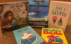 """Father's Day Edition """"Book Nook"""""""