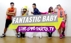 Fantastic Baby by BIGBANG   Zumba® Fitness   Live Love Party   KPOP