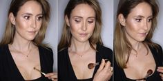 How to contour your eyes, cheekbones and chest with one product - Cosmopolitan.co.uk