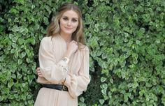 Olivia Palermo At Emar Batalha Glam Collection Launch In São Paulo, Brazil