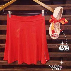 faça um pedido @loja_amei  #lojaamei #starwars #estrelacadente #lindo #saia #melissa #muitoamor