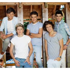 Brewster One Direction Barn Vinyl Wall Mural