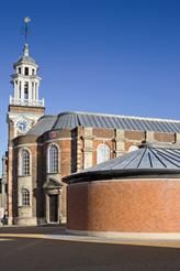 St George's Chapel, Great Yarmouth, by Hopkins Architects