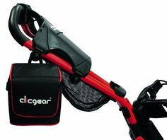 Clicgear Rangefinder/Valuables Bag by ProActive. $16.35. The Clicgear  Rangefinder/Valuables Bag