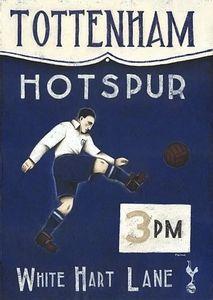 Art for sale by Paine Proffitt - Tottenham Hotspur 3pm