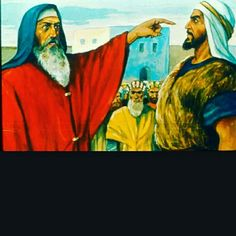 """Amos and Amaziah""  Amos Chapter 7:10-17 Then Amaziah the priest of Bethel sent  a message to Jeroboam king of Israel: ""Amos is raising a conspiracy against you in the very heart of Israel. The land cannot bear all his words. For this is what Amos is saying: "" ' Jeroboam will die by the sword, and Israel will surely go into exile, away from their native land.' ""  Then Amaziah said to Amos, ""Get out, you seer! Go back to the land of Judah. Earn your bread there and do your prophesying there…"