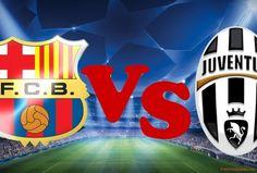 Final UCL juventus vs Barcelona