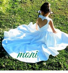 Prom Dress For Girls by monikids on Etsy