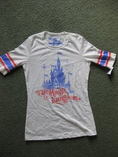 disney magic kingdom shirt