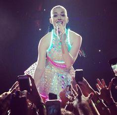 Katy Perry Prismatic World Tour 2014 I LOVED it!!!! :-)))))) go Katy!!! We heard her roar