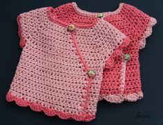 Preemie/Newborn Wrap Diaper Shirt By Michelle Fullington - Free Crochet Pattern - (ravelry) ༺✿ƬⱤღ  https://www.pinterest.com/teretegui/✿༻