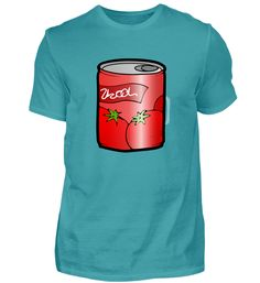 Tomate Foodmix Comic Shirt T-Shirt Basic Shirts, Comics, Mens Tops, Fashion, Cotton, Moda, Fashion Styles, Comic Book, Fasion
