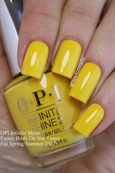 I have the brand new OPI Infinite Shine Fiji Collection for Spring/Summer 2017 to show you today! Stylish Nails, Trendy Nails, Cute Nails, Long Nail Designs, Colorful Nail Designs, Opi Nails, Nail Manicure, Pretty Nail Colors, Exotic Nails