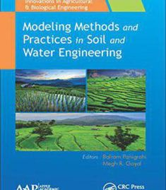 Modeling Methods And Practices In Soil And Water Engineering PDF Soil And Water Conservation, Modeling, Engineering, Pdf, Science, Books, Libros, Modeling Photography, Book