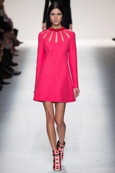 Foto VHW201415 - Valentino Herfst/Winter 2014-15 (1) - Shows - Fashion - VOGUE Nederland