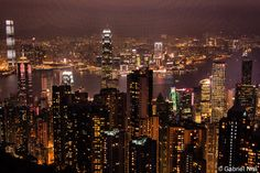 Photograph Hong Kong Victoria Peak by Gabriel Niță on 500px