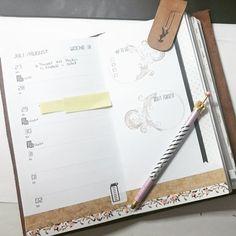 This week in my Pandori  #midori #midoritravelersnotebook #mtn #fauxdori #pandori #travelersnotebook #midoridecoration #plannergirl #plannerlove #plannerdecoration #plannercommunity
