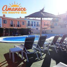 #BuenosDías  ¡Vamos disfrutar todo el día del sol mediterráneo!
