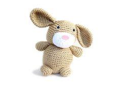 Crochet Easter Bunny Rabbit stuffed animal