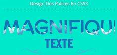 Comment Créer Des Polices en CSS3 - Tutoriel #css3 #polices #tutoriel