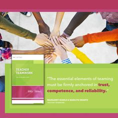 Packed with strategies, tips, and activities you can quickly put into practice, this book shows how to build productive teams and intentionally create an environment of professional engagement in your school.