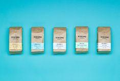 Kokomo by AKU #packaging #coffee in Packaging and Labeling