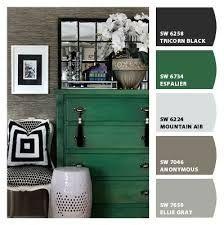 Image result for green gray white black palette