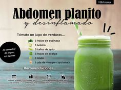 p/jugo-de-verduras-para-abdomen-plano-habitos-health-coaching delivers online tools that help you to stay in control of your personal information and protect your online privacy. Smoothies Detox, Juice Smoothie, Detox Drinks, Healthy Smoothies, Healthy Drinks, Nutrition Drinks, Juice Drinks, Healthy Juices, Healthy Tips