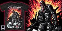 """""""i am the infiltrator"""" t-shirt design by ndrue182"""