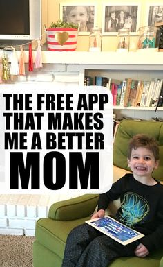 The free app that is making me a better mom. Looking for something that will help your family navigate the wonders of the Internet while balancing the dangers as well as the addiction to devices? It's here and it's free. Whether your kids are toddlers or teenagers, this app is a must-have for your family.