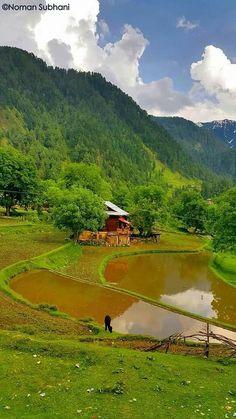 Leepa Valley kashmir Pakistan