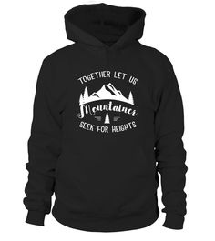 Mountains-together shirt