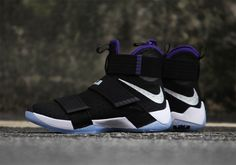 Space Jam Vibes On This Nike LeBron Zoom Soldier 10