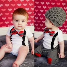 Which Cute Baby Boy Summer Clothes