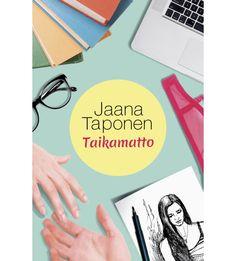 Jaana Taponen: Taikamatto   Karkkainen.com verkkokauppa