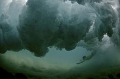 Stretch out from Chaos Photo by Gavin Shigesato -- National Geographic Your Shot