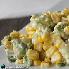 Have you ever tried Mexican corn salad? If you haven't tried it yet, you should definitely check out this recipe! This recipe for Mexican corn salad makes a delicious sweet and tangy side dish that goes great with any meal. The flavours of lime, cojita cheese, cilantro and chipotle combined with delicious sweet corn and …