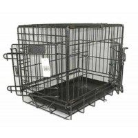 #cagechien cage pour chien extra robuste