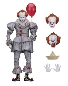 Men's Clothing Candid 3d Print It Pennywise Clown Stephen Movie Cosplay King Horror Hoodies Sportswear