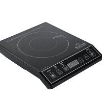 DUXTOP 1800-Watt Portable Induction Cooktop : This cooktop is made by Secura, one of the most respected brands in the industry. The Duxtop 1800-Watt is portable and you could bring it anywhere you want. The power level range is 200-1800 watts while its heating capacity is from 140F up to 460F which is also lightweight for easy storage and handling.  The product is digitally controlled enabling a convenient utilization.