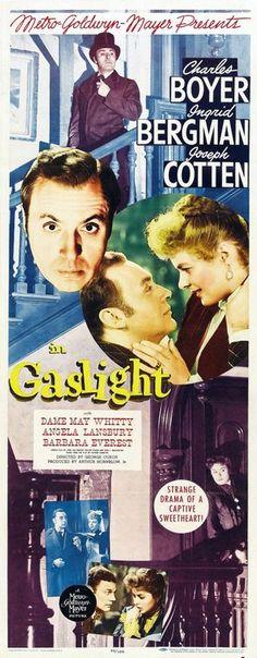 Gaslight, Angela Lansbury's first movie