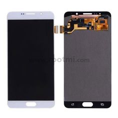For Samsung Galaxy Note 5 SM-N920F/N920T/N920A/N920P/N920V/N920R4/N920C LCD Screen and Digitizer Assembly with Stylus Sensor Film Replacement - White