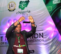 ICT DEVT: A'IBOM SHINES AT NITDA 2016 e-Governance Award ceremony   ...wins best web presence category By Mfonobong Ukpong Akwa Ibom state scored yet another feat wednesday evening in the nation's capital Abuja during the 2016 e-Nigeria Expo and conference where it was presented with an award of excellence by the National Information Technology Development Agency NITDA Abuja for emerging top as the state with the best web presence at the e-Nigeria 2016 Dinner & e-Governance Award. The state…