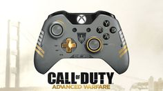 Call of Duty: Advanced Warfare-branded Xbox One controller is pricey | Polygon