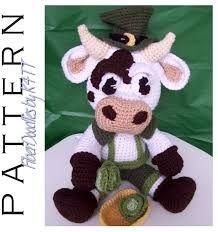 crochet cow - Google Search