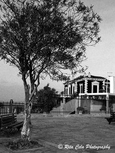 "Chalkis - The ""Red House"", a photo from Evia, Central Greece"