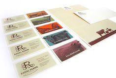 Anderson Design Group: Rahal Farms Branding. designworklife.com